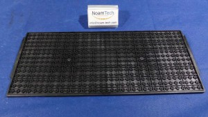 1N7-0303-D13 Tray, BLACK / 125c / Bake 140c Max / MLF-2 3x3 / Daewon