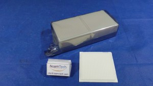 S501 Tray, WHITE / Sensor MVP / 2.642x3.098.1396 / 20x20 / MSST (New Original Sealed)