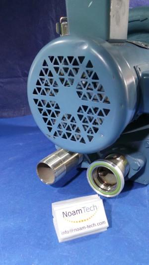DR353BR9 Pump. 230V / 60Hz: 7.1/3.5 / Ametek