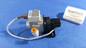 AR20-N01E3-YZ Valve, Assy SMC / With AC20-GCN003A and Gauge ISE35-N-65-P