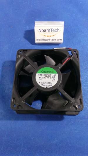 KD2412PMB1-6A Fan, 24v DC / 6,7W / 1759.GN / Sunon