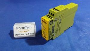 PZEX4 Relay, Safety / 24VDC / 2.5W / 50~60Hz / PZEX2 24VDC 4n/0/ Pilz