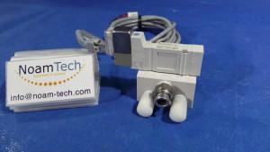SY3140-5LOZ-01-Q Valve, Pneumatic / 0.15~0 / 7MPa / With Cable Plug / SMC