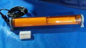 RL70CE-118 Fluorescent Light total Assy With long Cable Plug / RE70CE-118 / Waldmann / Lampe TC-LEL 18W / 2G11
