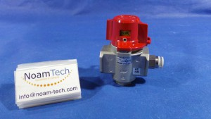 VHS30-F02 Valve, Lock out Valve Red / VHS30-F02 / EXH~SUP / SMC