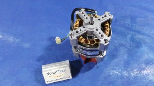 MK4330/2-313 Motor, KM4330/2-313 / 230v 50~60Hz / 2700 1/min 3uf/400V / Class F / Ebmoaost