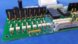 EBE-10008-02 Board, EBE-1008-02 / P.W.A ACDV / S.B 6.3A 250V / Indigo