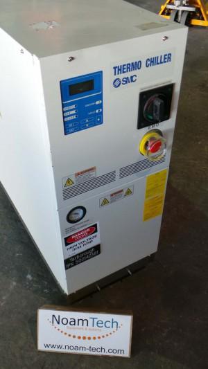HRZ010-WS-Z Chiller Thermo, HRZ010-WS-Z / AC200/200~208V / 50~60Hz / 3Phase,3Wire+G Line / 26A / 35kA / R404A(HFC) 1.55kg / SMC