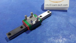 MGN12CC Linear Guide With 1 MGN12C / 0J085-2111 / 110mm / Hiwin