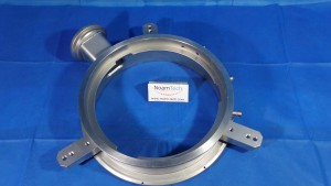 T1DD15446540003 Ring, With Pipies and Connectors Big Part / T1DD15446540003 / Applied Materials