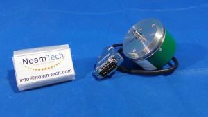 1990-3637 Optical Rotary, 1990-3637 / R158S04302Q5L10AN16TQ06MA / RoHS / Gurley Precision Instruments