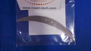 D119451 SS Corner Shield D119451 / AMAT / Applied Materials
