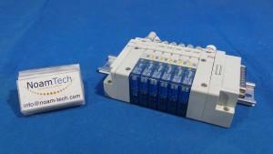 SJ3A60-5CUD-C4 Valve, Module, SJ3160-5CUD-C4 / Solenoid Valve Block With 6 Units Valves / SMC