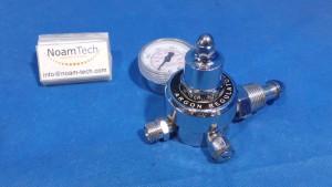 ARGON Regulator, ARGON With Pressure Gauge psi4500 / kPa 315