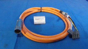 CA460-30311 Cable, CA460-30311 / OPOS Multi Motor Cable, Length 5M / 4x 1.5mm+2x2x0.75mm Motor plug 8~pin speedTec Socket