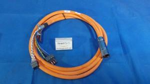 CA460-30191 Cable, CA460-30191/ Cable Assy W19~BID 1 D Rive Motor Power / Motor plug 8~pin speedTec Socket
