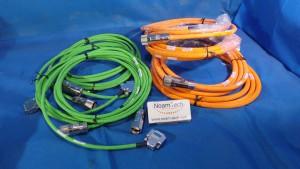 CA460-39891 Cable, ( MOTOR ~ SET 8 Units in Set ) / CA460-30211 X 1 / CA460-30221 X 1 / CA460-30231 X 1 / CA460-30241 X 1 / CA460-30251 X 1 / CA460-30261 X 1 / CA460-30271 X1 / CA460-30281 X 1 /