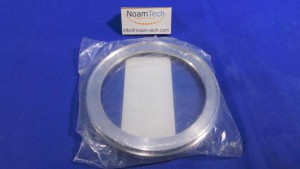 PF411011-T Ring and Cover / With O-Ring and Glass Cover