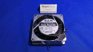 109S091 Fan Cooling, 109S091 / San Ace / 100V ~ 50~60Hz / Santo Denki