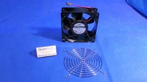 AD1212MB-F51 Fan, AD1212MB-F51 / DC Brushless / DC 12V / 0.35A / ADDA