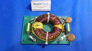 20-162-XXX Board, 20-162-XXX / Rev C / from Power Supply, 150S7-1-0482D / TCR Power Supply / Electronic Measurements Inc