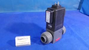 225-20D Valve, 225-20D / 225 20D 7 1141 24DC / Valve / DN10 PN10 G11/4 PVC / EPDM / GEMU
