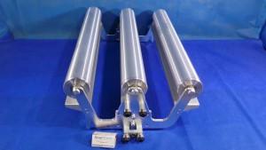 UW6.7183 Rollers With Assy Frame for UW6 7183 Unwinder / Hunkeler