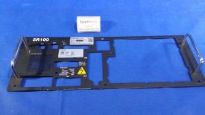 SR100-PARTS Front Panel with Handles / from controller SR100 / Yaskawa