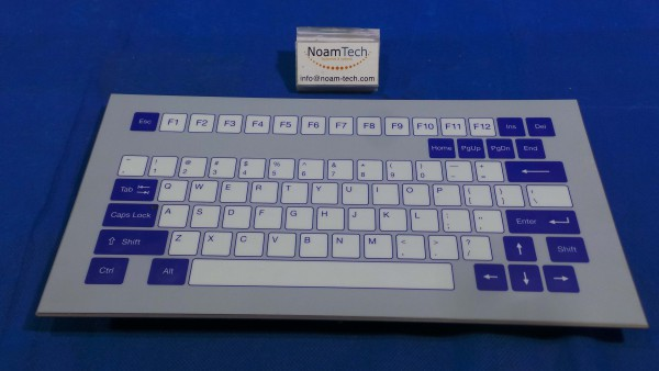 200376110 Key Board, ALPHA-AT/PS2-RS232 / 200376110 / GESAS GmbH /