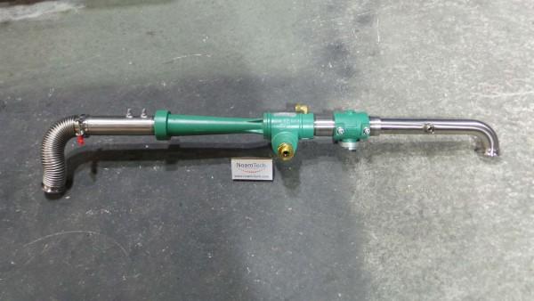 "LP64-16-14 Low Pressure Proportional Mixer, LP64-16-14 with 106BV-B / 1.5"" NPT / Eclipse"